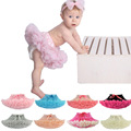 Baby Toddler girls pettiskirt fluffy ball gown tutu skirt Baby Skirt Baby Photograph Skirt Tutu Hundred Days baby skirt