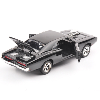 1/32 The Fast And The Furious 7 Dodge Charger Alloy Diecast Car Models Kids Toys Gifts brinquedos Metal Classical Model Cars
