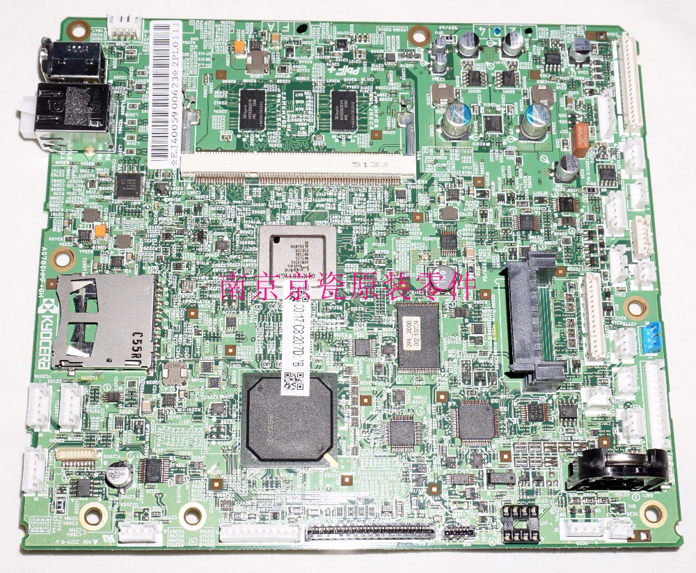 New Original Kyocera 302PL94060 PWB MAIN ASSY for:M2530DN new original kyocera 302h994011 main pwb assy for fs 1028mfp