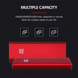 Image 5 - Mini externo ssd 64 gb 128 gb movimentação de estado sólido portátil 256 gb 512 gb 1 tb portátil ssd usb3.1 400 mb/s para computador portátil notebook