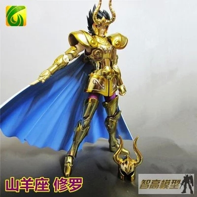 LC model toys saint seiya Cloth Myth EX gold saint Capricorn Shura Action Figure classic collection toys Brinquedos bandai japan version model toys saint seiya cloth myth ex specters shura surplice action figurine toy for children boys gift