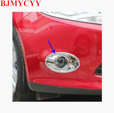 BJMYCYY free shipping the fog lamps before full surround type chimney for ford focus mk3 2012 2013 before the incal