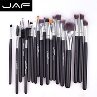 Beauty JAF 20 Pcs Makeup Brushes Sets Professional Face Eye Shadow Eyeliner Foundation Blush Cosmetics Brush
