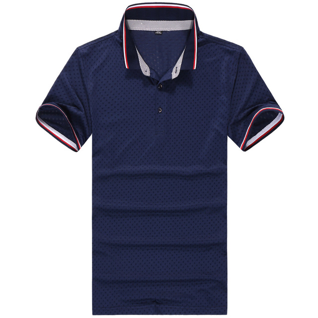 2016 новая мода мужская повседневная с коротким рукавом polo мужские летние дышащая мужская повседневная POLO рубашка Camisa 5XL. 6XL