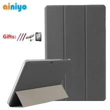 Dla Chuwi Hi10 X Hi10 XR skrzynki pokrywa wysokiej jakości 10.1 Cal Pu skórzane etui do CHUWI Hi10X Hi10XR Tablet PC