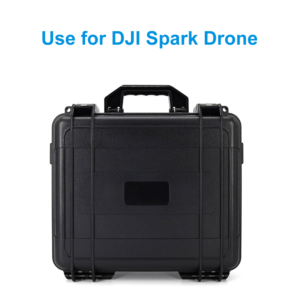 DJI Spark Hard Case Storage Box Waterproof Case Shockproof Case Drone Suitcase for DJI Spark Drone Carrying Box 2017waterproof hardshell handbag carry box pouch cover bag case for dji spark quadcopter drone 2 batteries and other accessories
