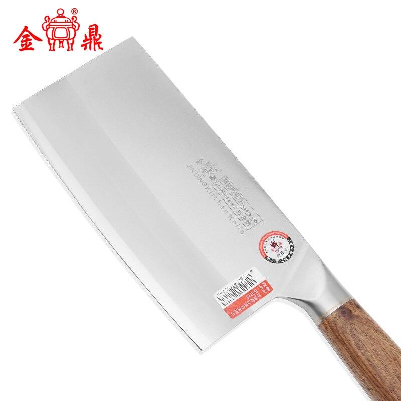 Кухонный нож из нержавеющей стали для мяса, рыбы, фруктов