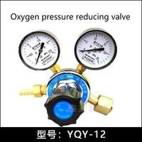YQY 12 Oxygen Reducing Valve Copper Pressure Reducer Regulator