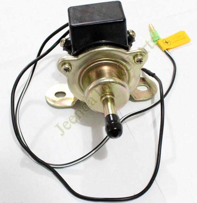 Kraftstoffpumpe Fuel pump New 12V Electric Fuel Pump 12585-52030 Kubota Engine