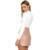 GS121 Para Mujer de Invierno de la Alta Cintura de Cuero de Imitación Clásica Falda Elegante Delgado Bodycon Lápiz Faldas Casuales Otoño Negro Mini Falda Corta