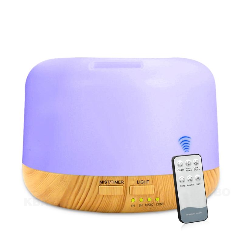 Aroma Essential Oil Diffuser Humidifier 300ml Air purifier Mist Humidifier Aromatherapy Diffuser With 7 color LED lightAroma Essential Oil Diffuser Humidifier 300ml Air purifier Mist Humidifier Aromatherapy Diffuser With 7 color LED light