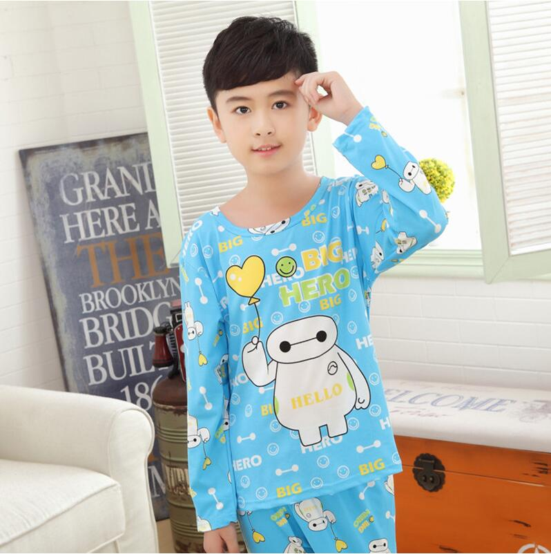 1802e5975517 Nightgown NEW Autumn and Winter Kids Pajamas set warm child ...