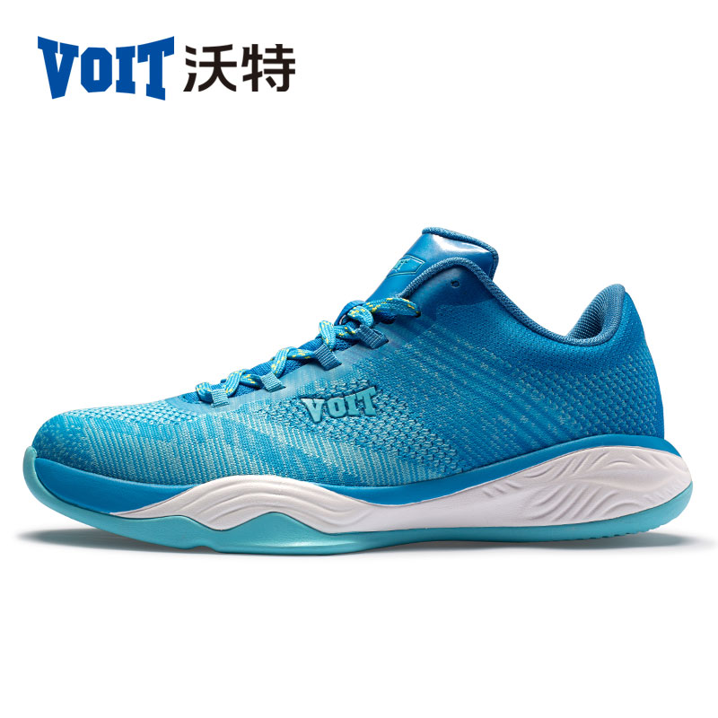 2017 VOIT Summer  Super Cool Woven Sports Lace-up  Shoes male non-slip wear Outdoor  Basketball shoes iverson basketball shoes male adolescents spring low help iverson war boots light wear antiskid sports shoes