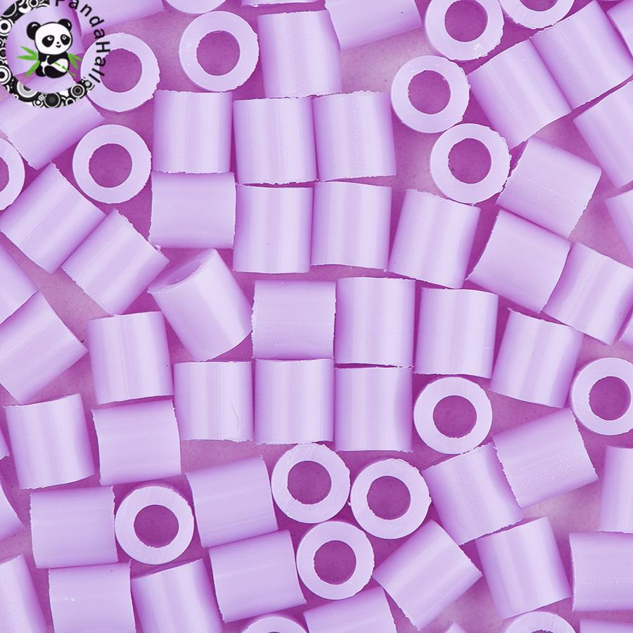 1 Box 5mm Melty Beads Pe Diy Fuse Beads Refills Perler Beads For