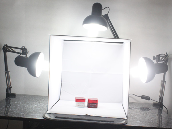 Photo Tent Stur 40cm Small Set Jewelry Accessories Mini Photography Light Shooting Lambed Shed Equipment Cd50 In Studio