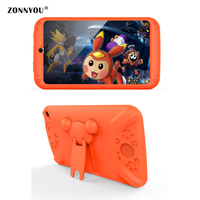 7 Inch Kids Tablet For Children Quad Core Android 4 4 WiFi Bluetooth 512MB 8GB Kidoz