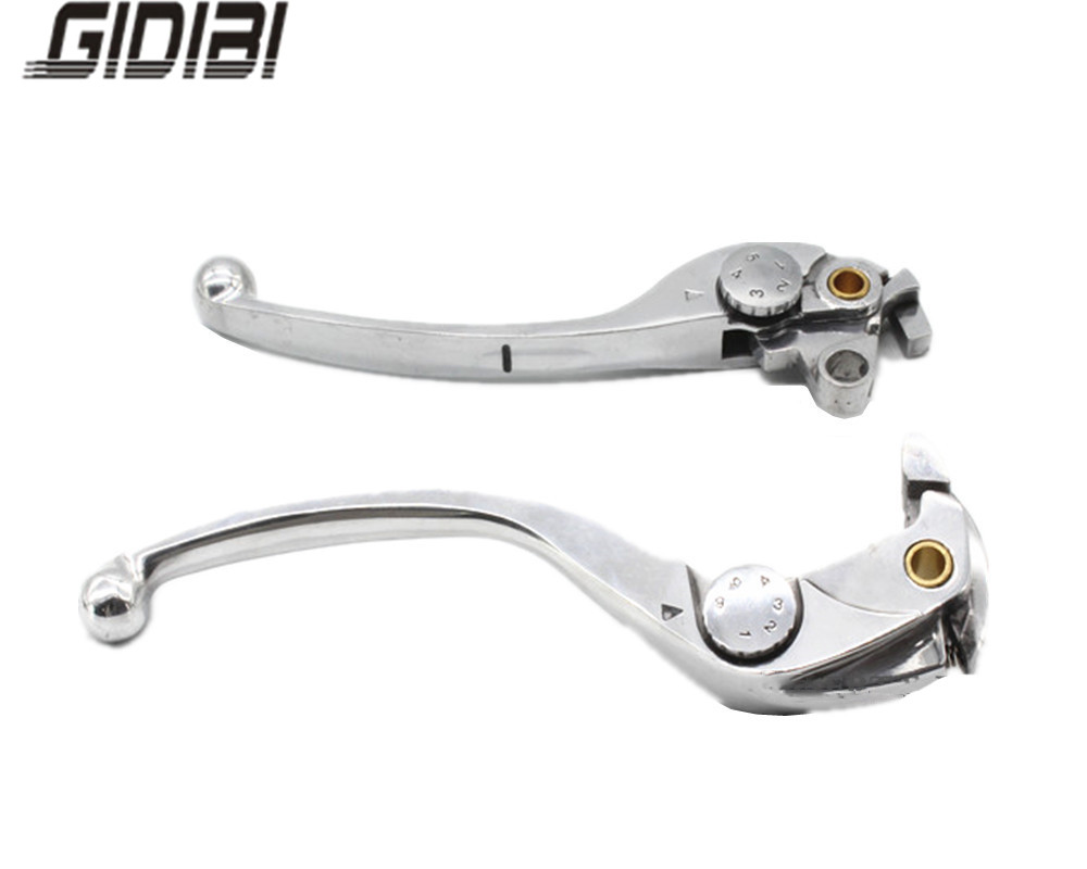 Motorcycle Aluminum Brake Clutch Levers For Honda <font><b>CBR</b></font> 1000RR <font><b>CBR</b></font> <font><b>1000</b></font> <font><b>RR</b></font> 2004 2005 2006 <font><b>2007</b></font> image