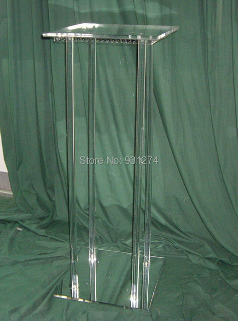 Free shipping mirrored acrylic wedding centerpieceslucite event free shipping mirrored acrylic wedding centerpieceslucite event and party display stand kd junglespirit Images