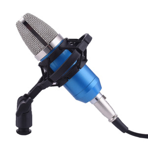 Microfone BM700 Condenser Wired Microphone for Computer Network sing/Recording/Chat/Video Conference/Games microfone condensador