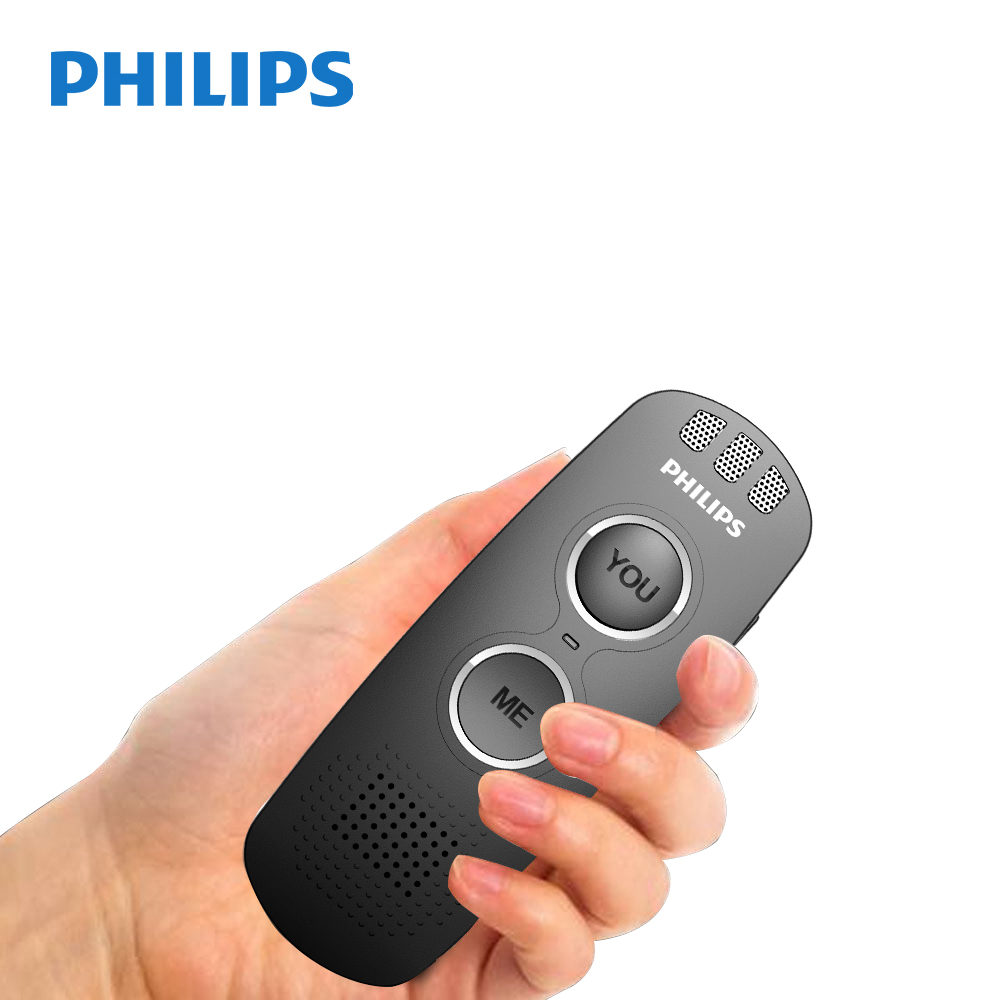 Philips Bluetooth traducteur vocal instantané Portable Multi 28 langues pour voyage/étudiants VTR5080