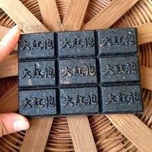 Teasaga 100g Premium Ladrillo Comprimido Da Hong Pao del Traje Rojo Grande de Oolong Té China de Fujian Wuyi Rock Té