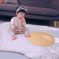 Egg Fluffy Rug Blanket Newborn Play Mats Rug Carpet Nordic Children Baby Girls Room Decor Baby Photography Props Decoration Rugs