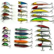 حار 2016 30 قطعة/الوحدة الصيد إغراء مختلطة 6 نماذج الصيد معالجة 30 ألوان البلمة إغراء كرنك السحر بوبر مزيج الصيد الطعم