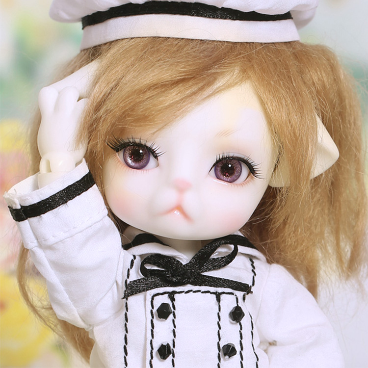 OUENEIFS Lio Lutsbjd Zuzu Delf 1 8 bjd model baby girls boys dolls eyes High Quality