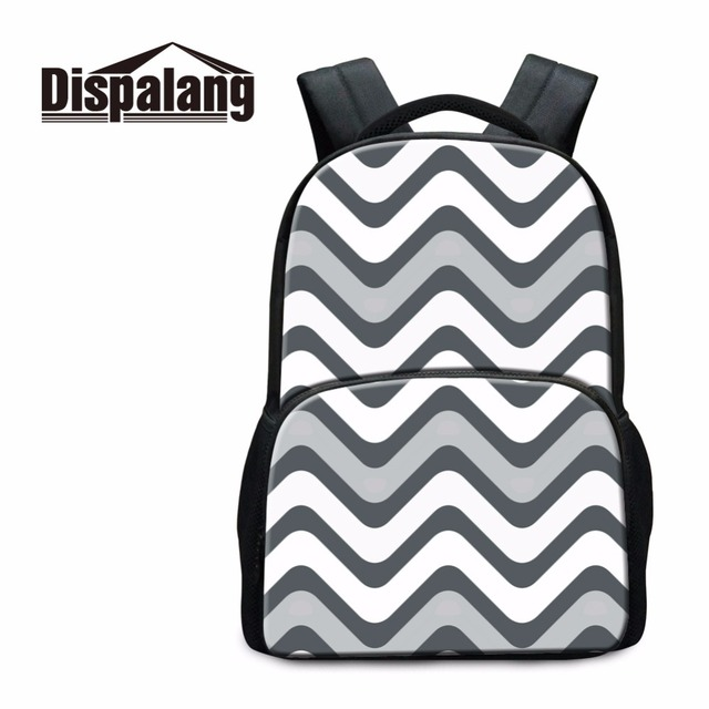 74e79edb8c Dispalang Simple Stripes Design Backpacks For Boys Men s Business Casual  Laptop Bag 17 Inch Bookbag For High School Students