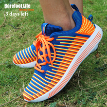 nice color font b sneakers b font woman and man soft comfortable athletic sport running walking