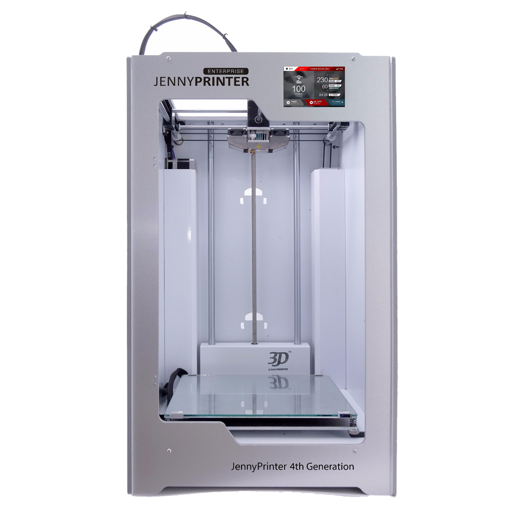 JennyPrinter Z370 Z360TS Wih Écran Tactile DIY KIT Pour Ultimaker 2 UM2 Étendu 3D Imprimante 2018 date 3d imprimante 3d impression