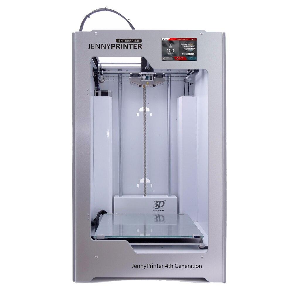 JennyPrinter Z370 Z360TS Wih Touch Screen DIY KIT For Ultimaker 2 UM2 Extended 3D Printer 2018 newest  3d printer 3d printing
