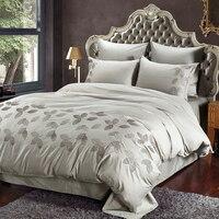 2016 Hot Sale Cotton Jacquard Bedding Set Brand Satin Bedding Set New Design Luxury Duvet Cove