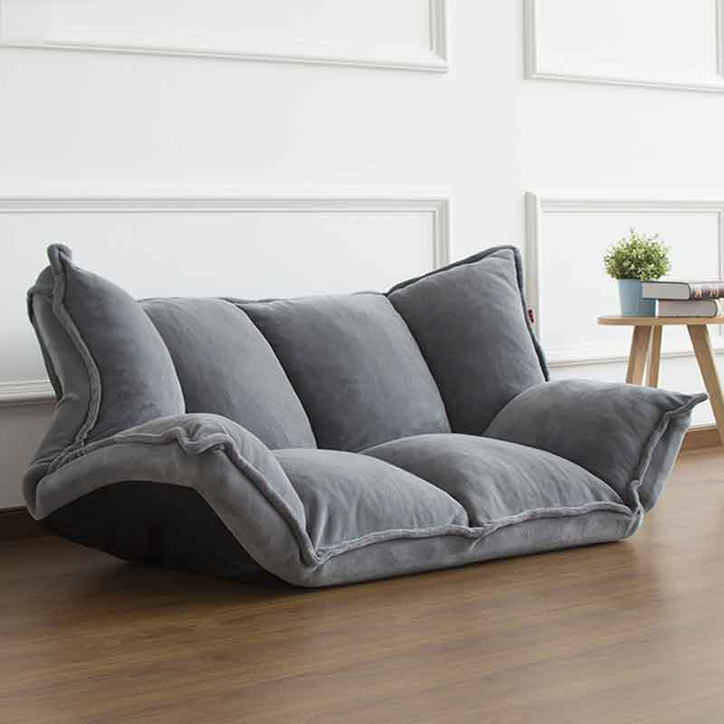 Lazy Couch Tatami Single Floor Sofa Bed Removable Washable ...