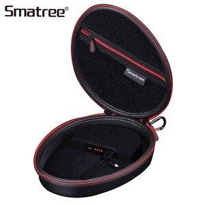 Image 3 - Чехол для беспроводных наушников Smatree, чехол для зарядки для LG HBS 910/1100/900/800/760/750/730/700 Вт (наушники в комплект не входят)