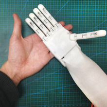 the newest MAGICHAND MINI R2 7 DOF bionic dexterous humanoid robot hand(China)