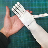 the newest MAGICHAND MINI R2 7 DOF bionic dexterous humanoid robot hand