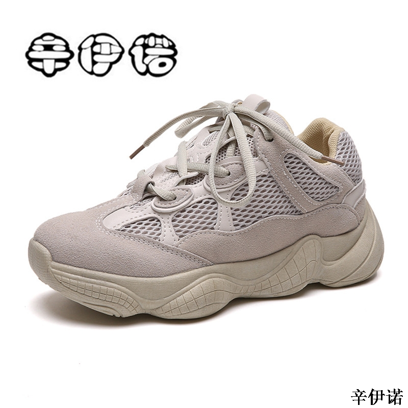 new 2018 fashion women casual shoes Suede leather platform shoes women sneakers Ladies white Trainers chaussure femme size 35-44 summer fashion nurse shoes ladies air cushion white sneakers women platform shoes 2018 new lolita shoes swing hot sale big size
