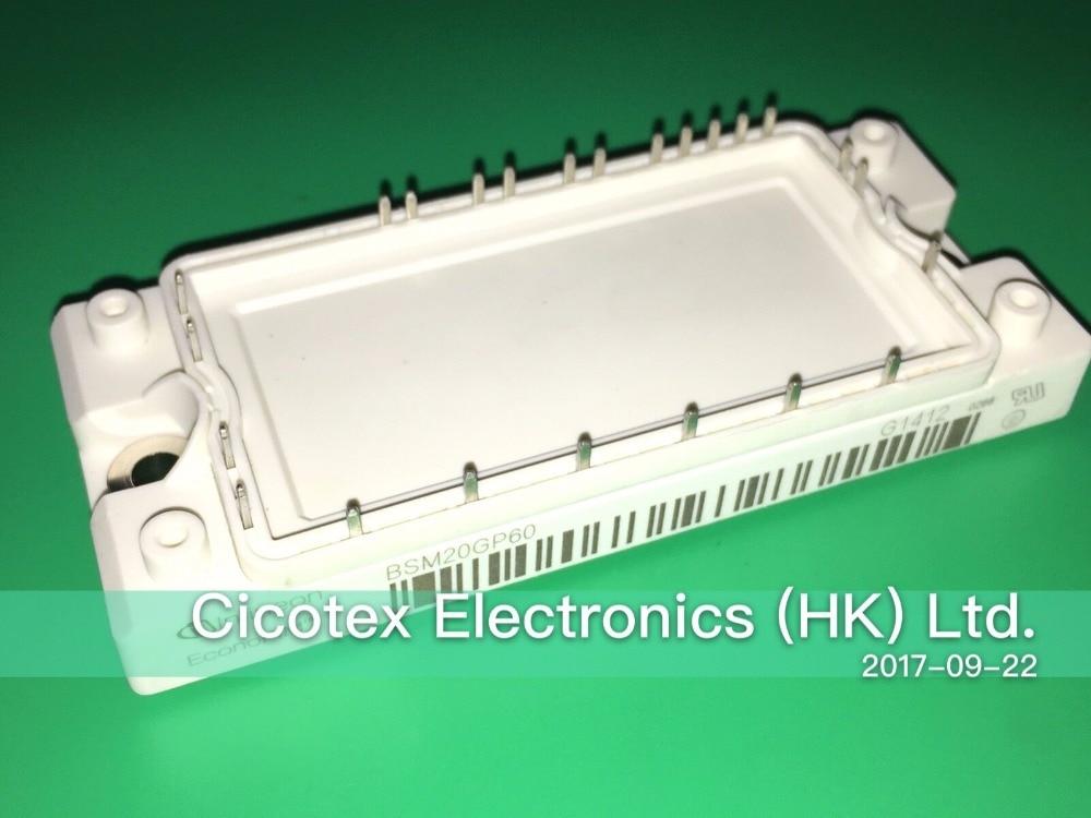 BSM20GP60 20A 600V IGBT MODULES