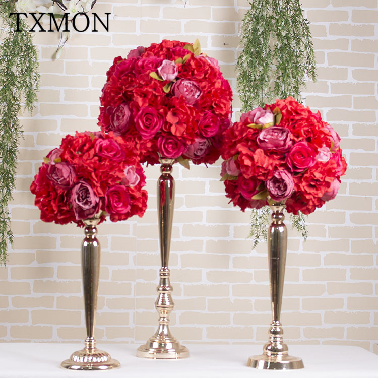 Set Of 10 Country Garden Flower Seed Wedding Favours With: Wedding Props Artificial Flower Table Flower Arrangement