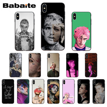 Babaite Lil Peep TPU Soft Silicone Phone Case Cover For iPhone 8 7 6 6S Plus X XS XR XSMax 5 5S SE 5C11 11pro 11promax