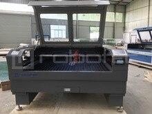 Фотография Reci brand 150w 180w laser tube metal sheet laser cutting machine/ 1390 co2 metal laser cutter price