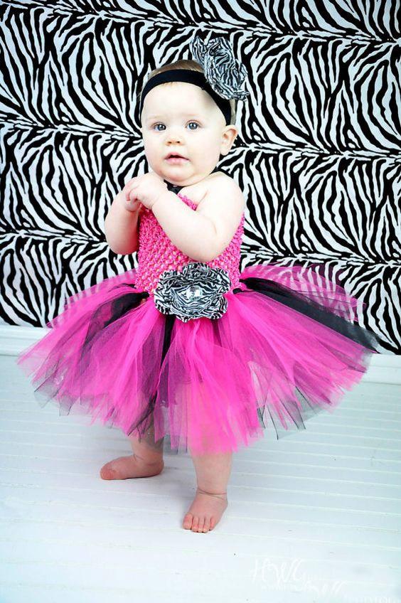 2017 Bayi merenda Bunga Tutu Pakaian Gadis Fluffy 1Layer Tulle Ballet Tutus Tali Pakaian dengan Headband Set Pakaian Parti Bayi