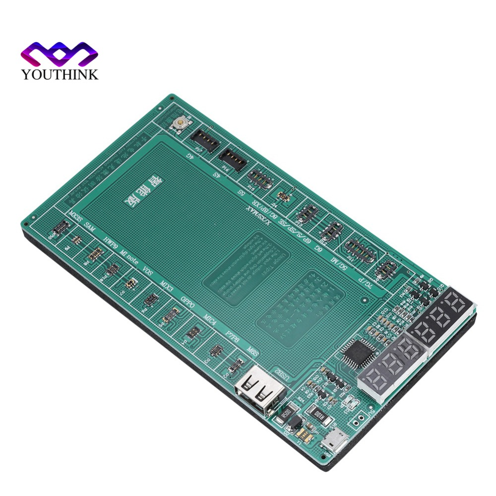 YOUTHINK Professinal Mobile Phone Repair Tool Battery Fast Charging Activation Board