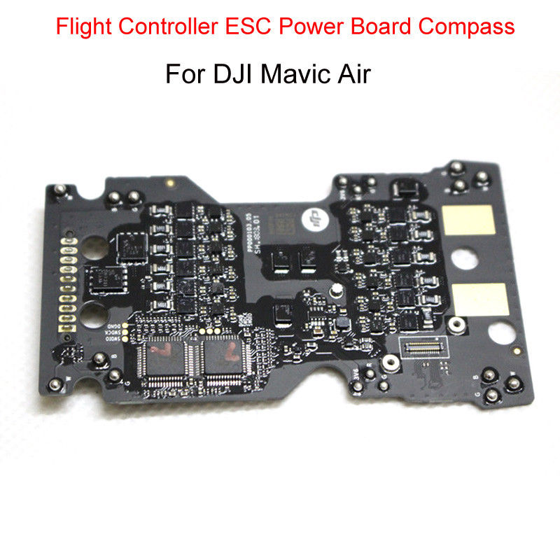 Genuine DJI Mavic Air Part ESC Power Board IMU Factory Maintenance Accessories Center Core Board for