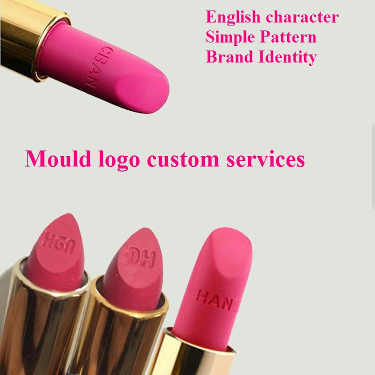 Mould logo custom services(12 cavities),/English character/Simple Pattern/Brand Identity