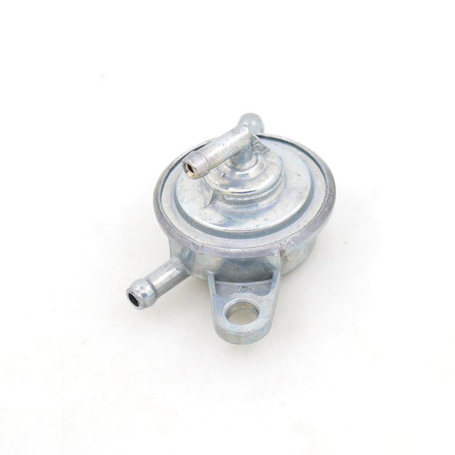Motorcycle Vacuum Fuel Tank Tap Filter Petcock Switch for 50cc-150cc Scooter Moped Go Carts Dirt Bike Taotao