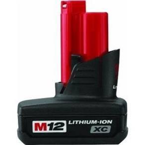 power tool battery,Milwaukee 12VD 4000mAh,48-11-2401,48-11-2402,C12 B,C12 BX,M12