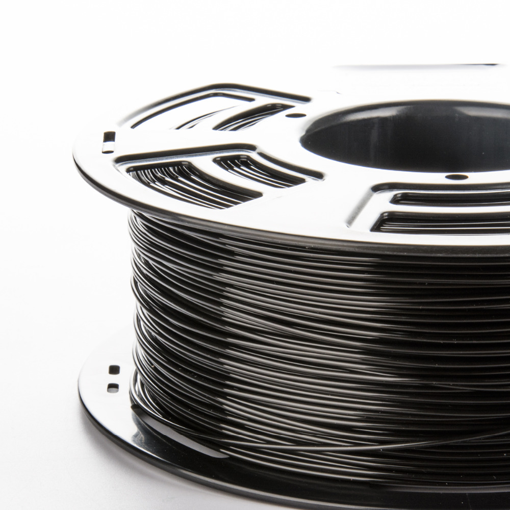 wholesale black 100m 1 75mm Print Filament PLA Modeling Stereoscopic For 3D Drawing Printer Pen