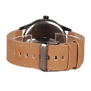 Image 5 - BOBOBIRD haut de gamme marque de luxe montres à Quartz affaires militaires hommes montres en cuir relogio masculino bracelet en cuir horloge